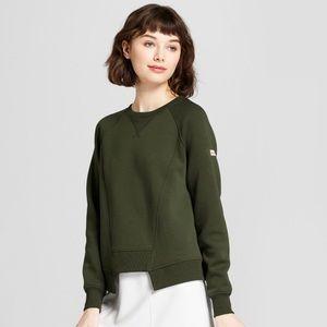 Hunter for Target Women's Deconstructed Sweatshirt